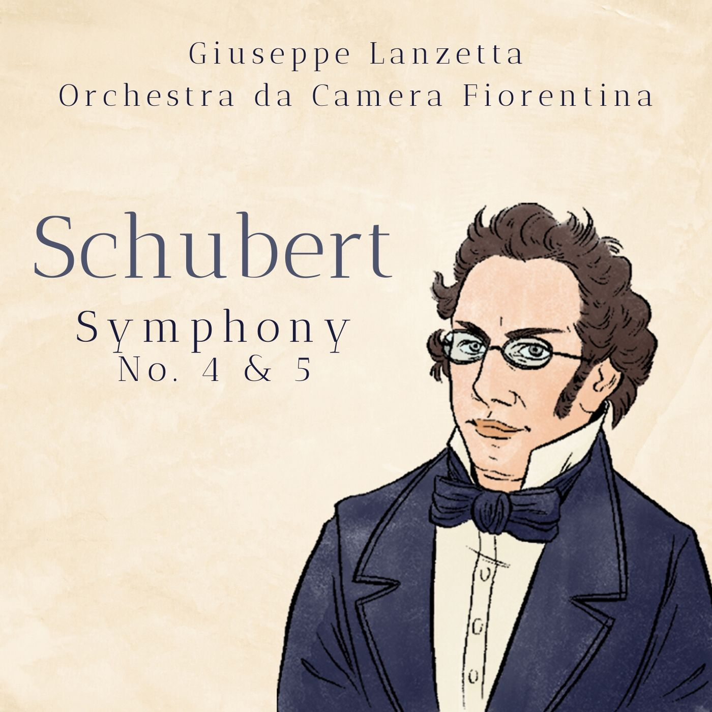 Schubert: Symphony No. 4 & 5