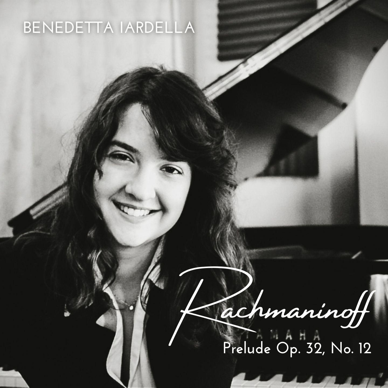 Rachmaninoff: Prelude Op. 32 No. 12