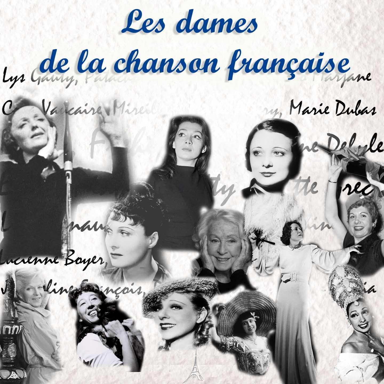 Les dames de la chanson française