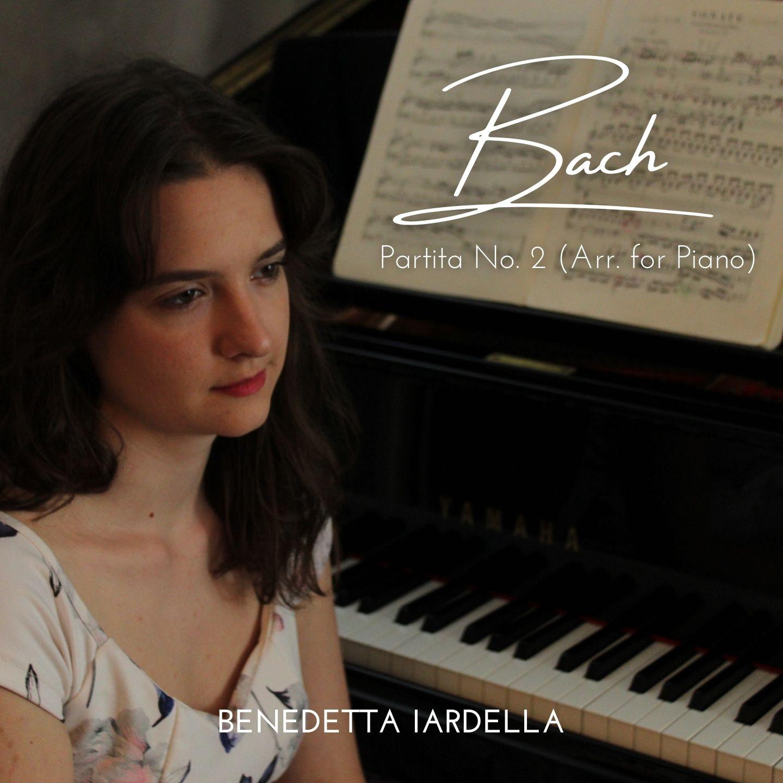 Bach: Partita No. 2 (Arr. for Piano)