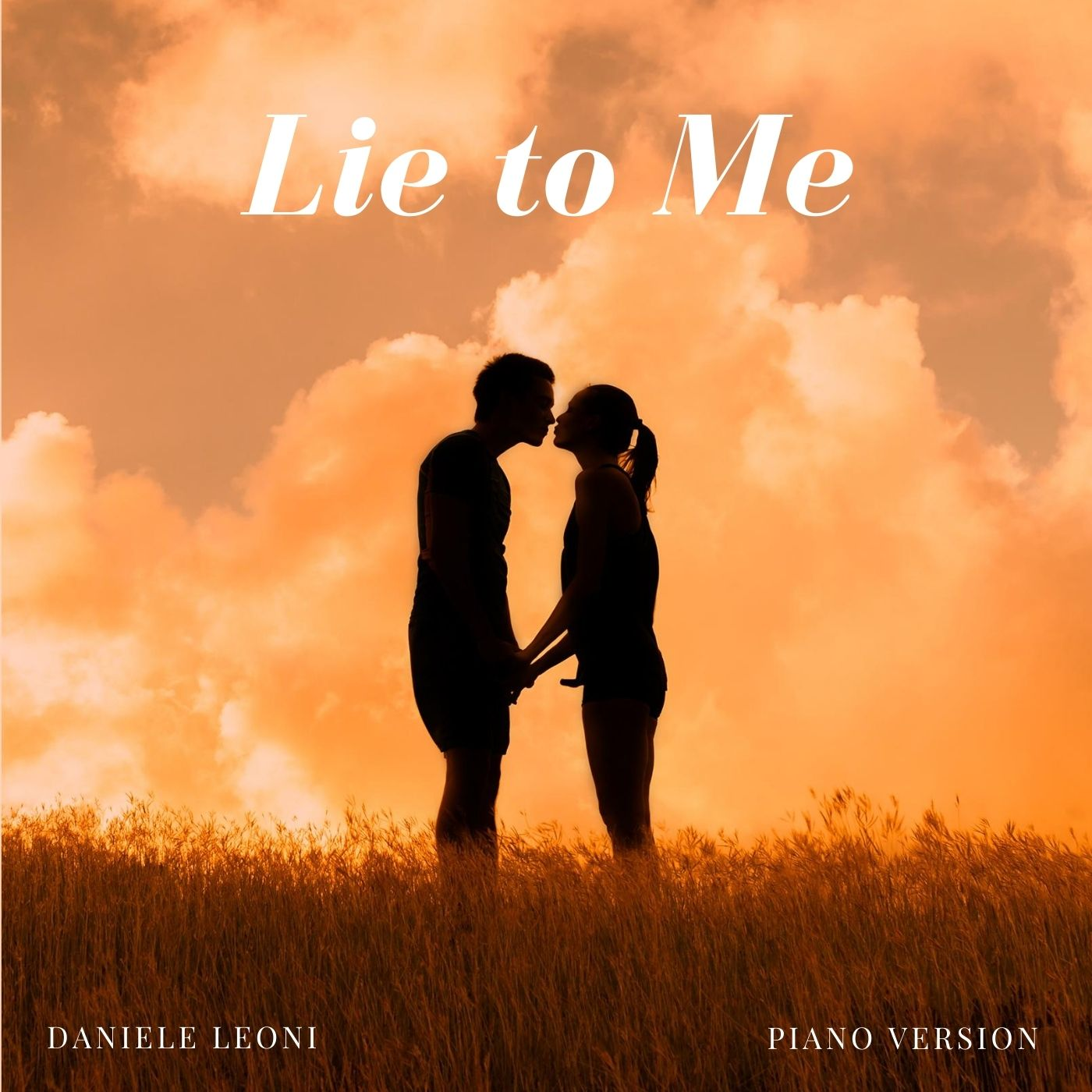 Lie To Me - Piano Version