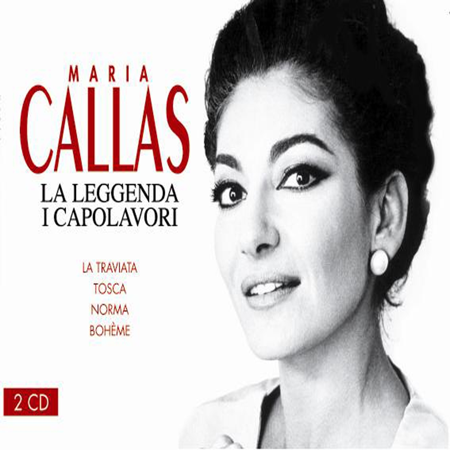 Collection - The Voice of The Opera Diva