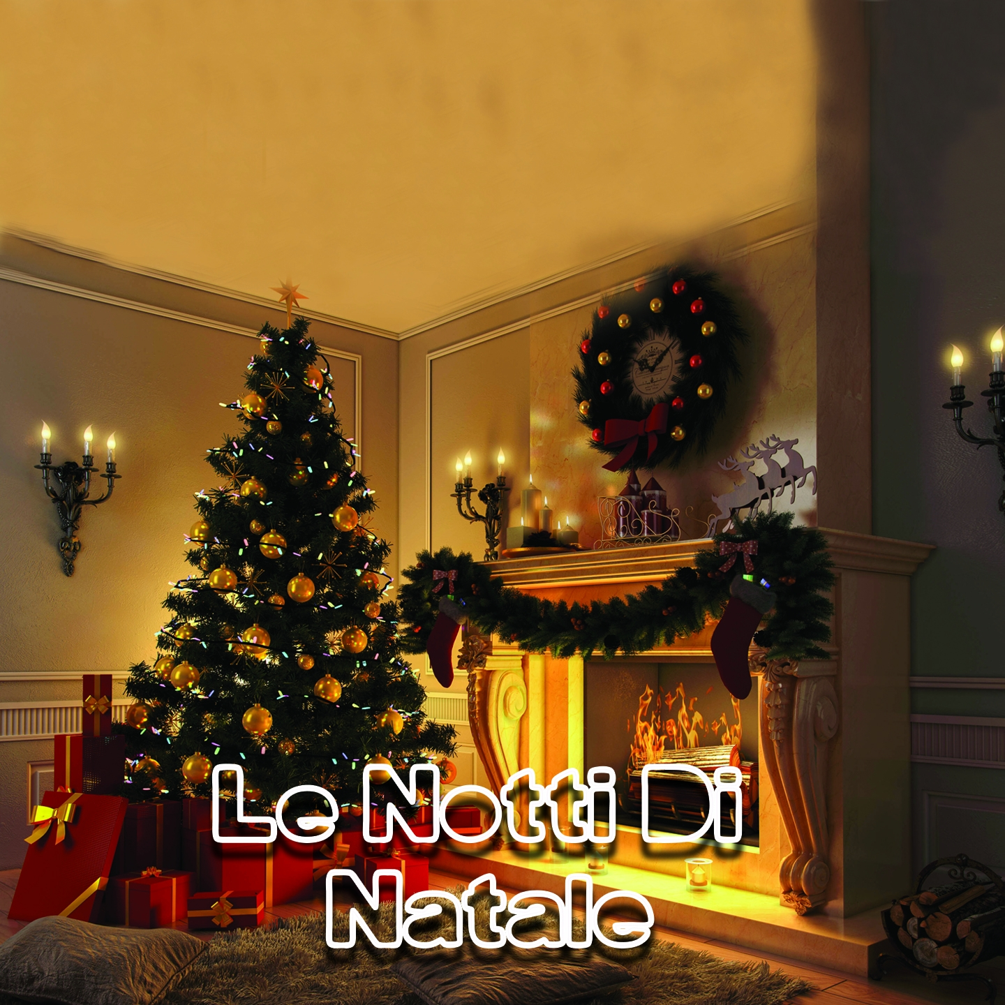 0 - Christmas Nights (Christmas Atmosphere)