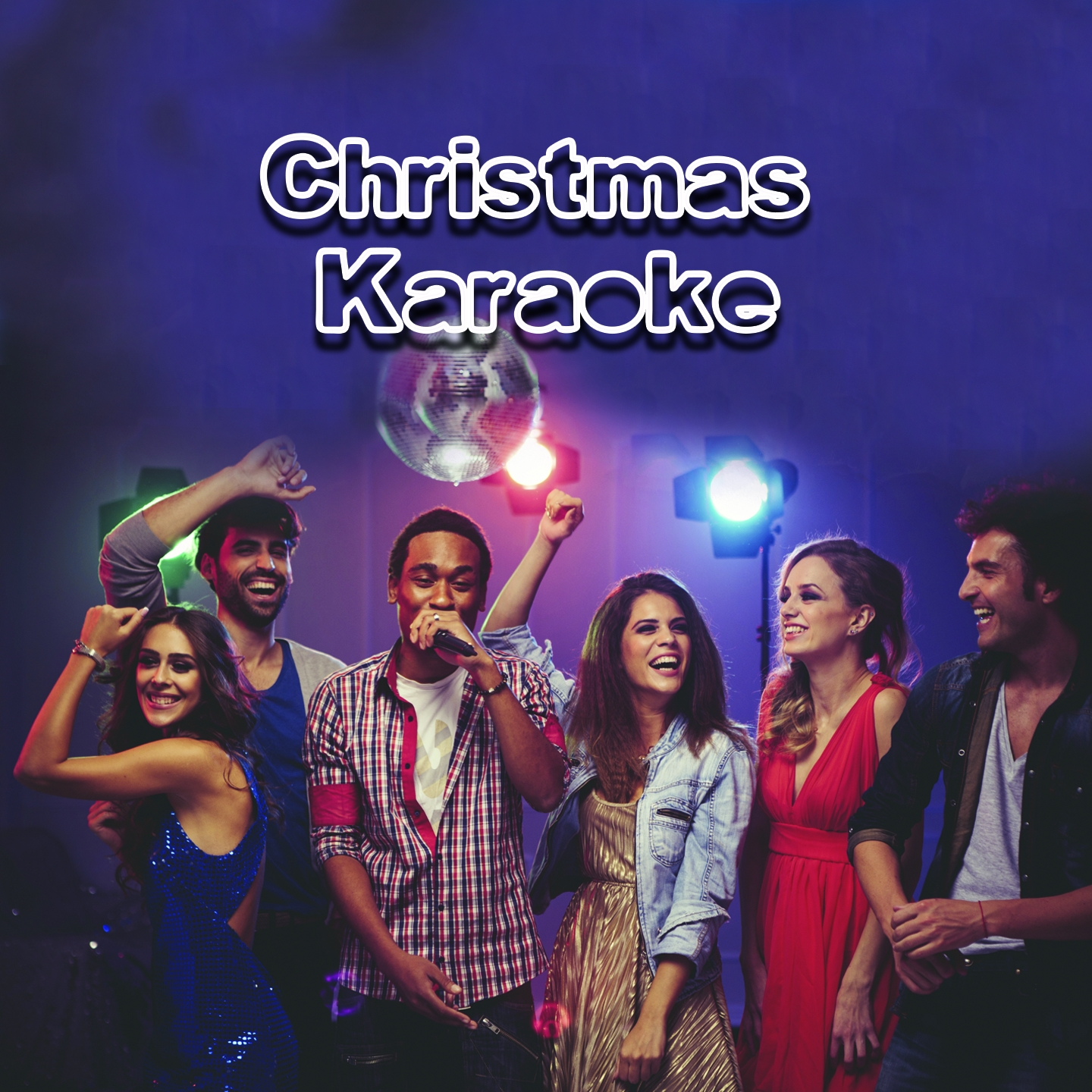 0 - Christmas Karaoke (Christmas Atmosphere)