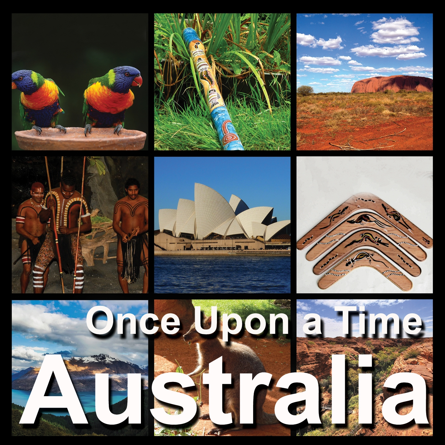 Australia | Once Upon a Time