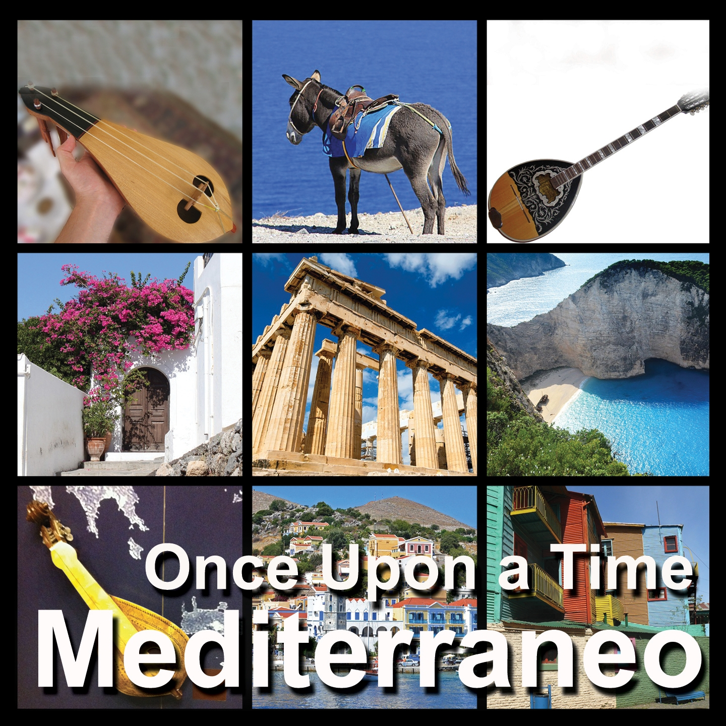 Mediterraneo | once upon a time