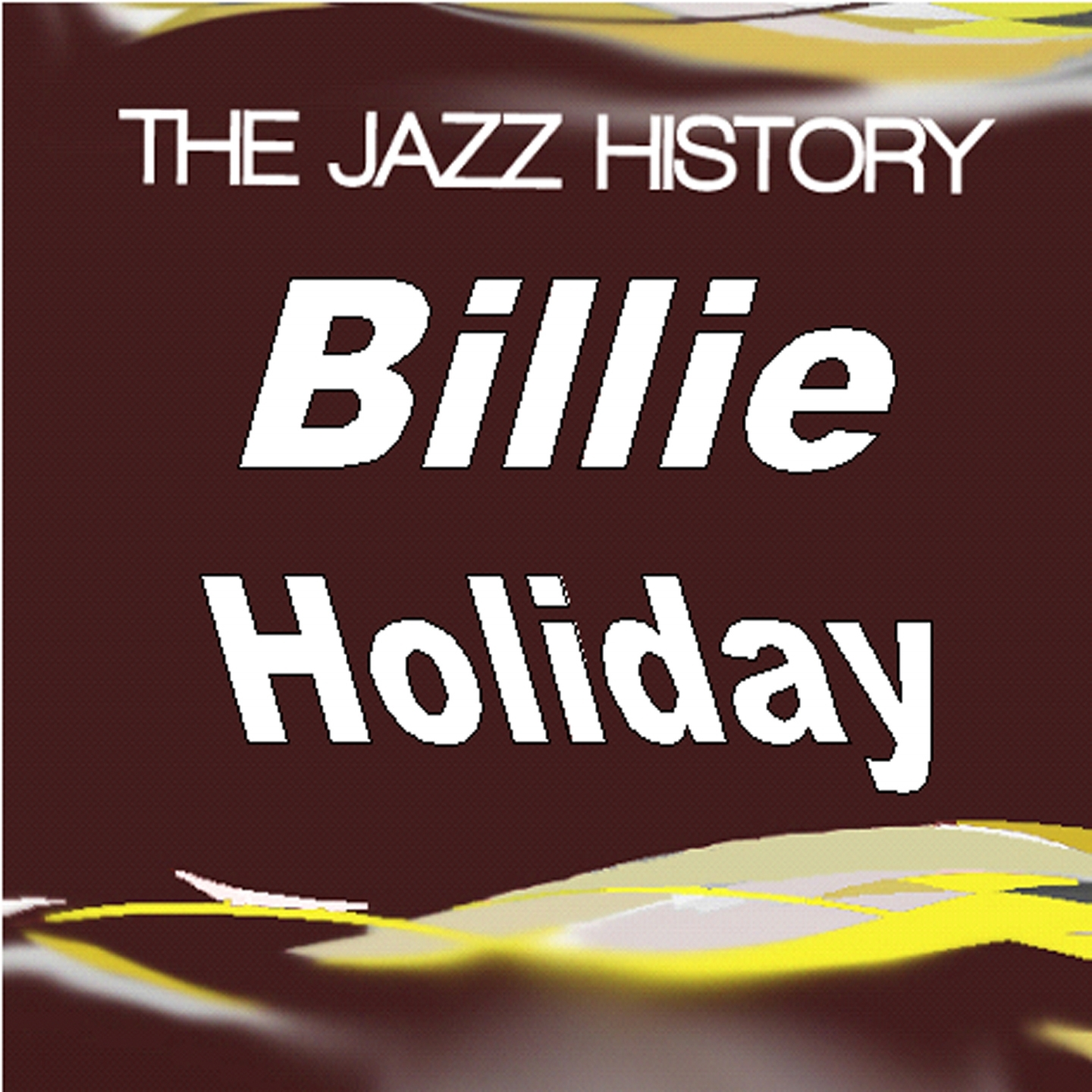 Jazz History - Billie Holiday