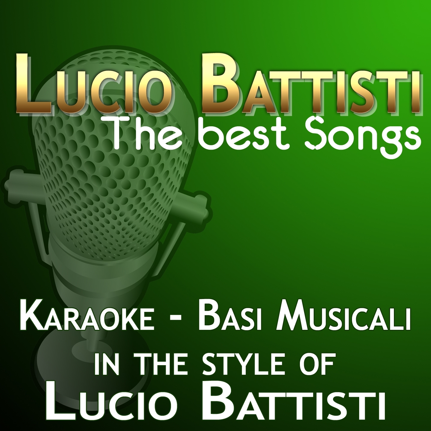 Lucio Battisti : The Best Songs