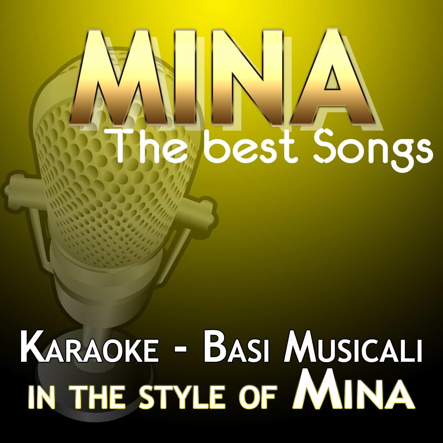Mina : The Best Songs