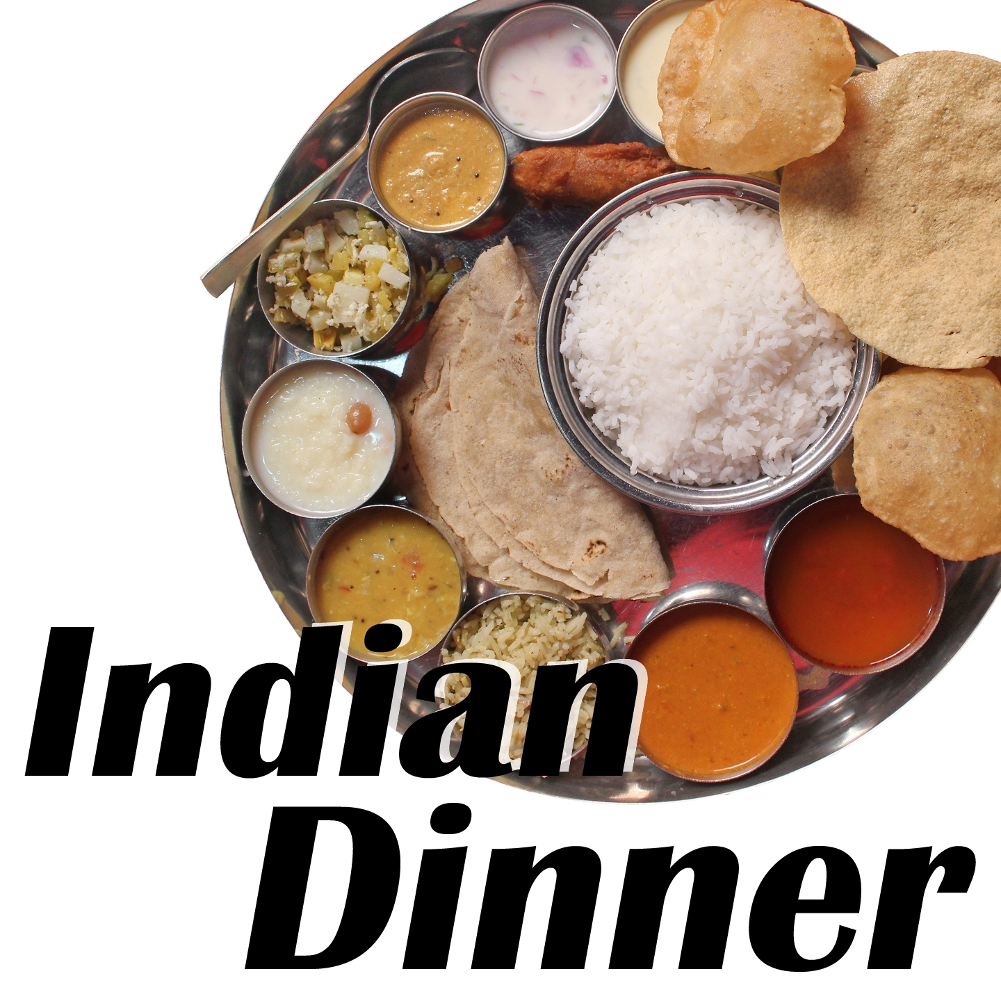 Indian Dinner: A Saturday Night Party in India