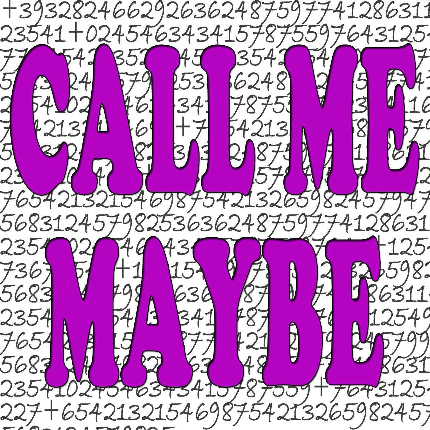Call Me Maybe - Ringtone