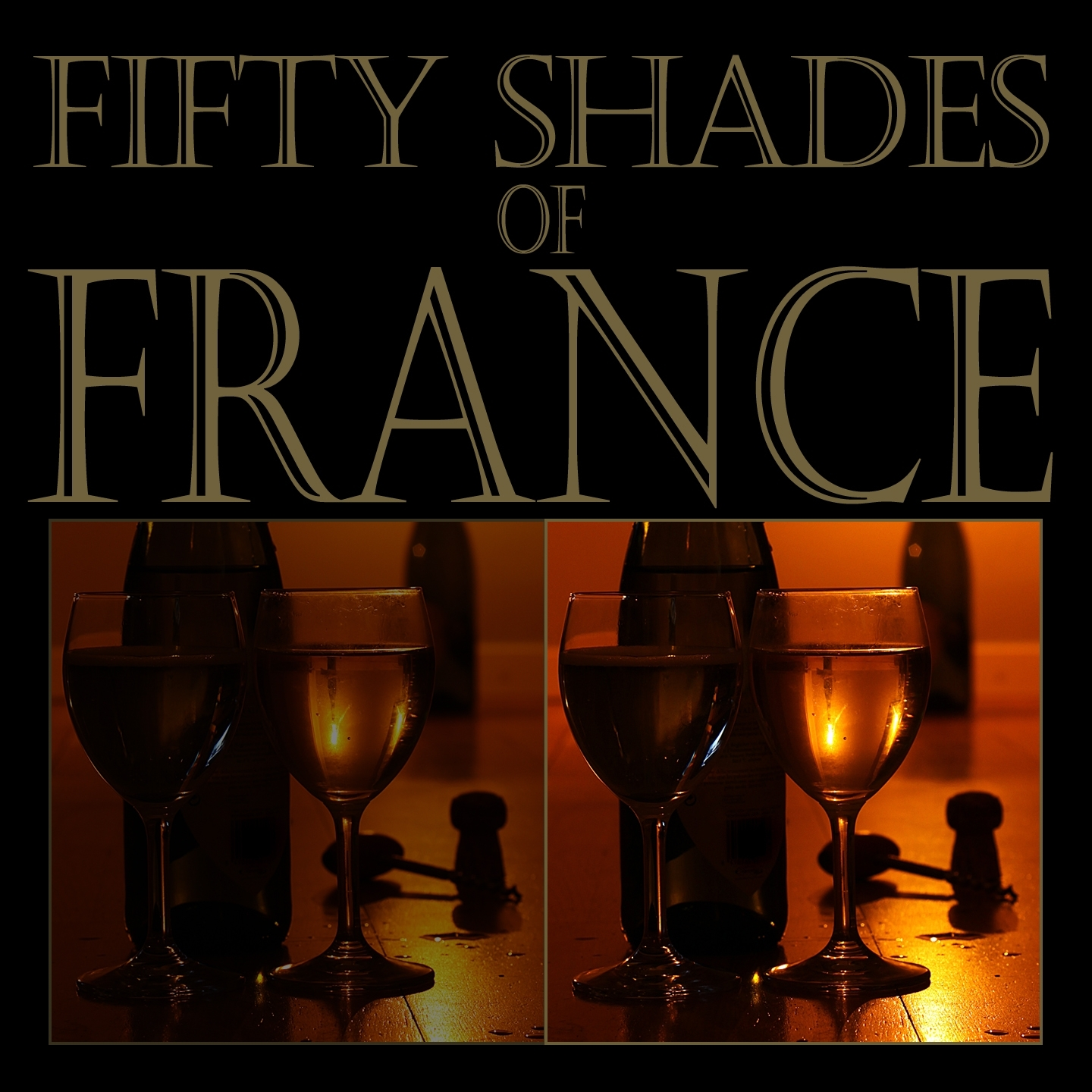 Fifty Shades of France