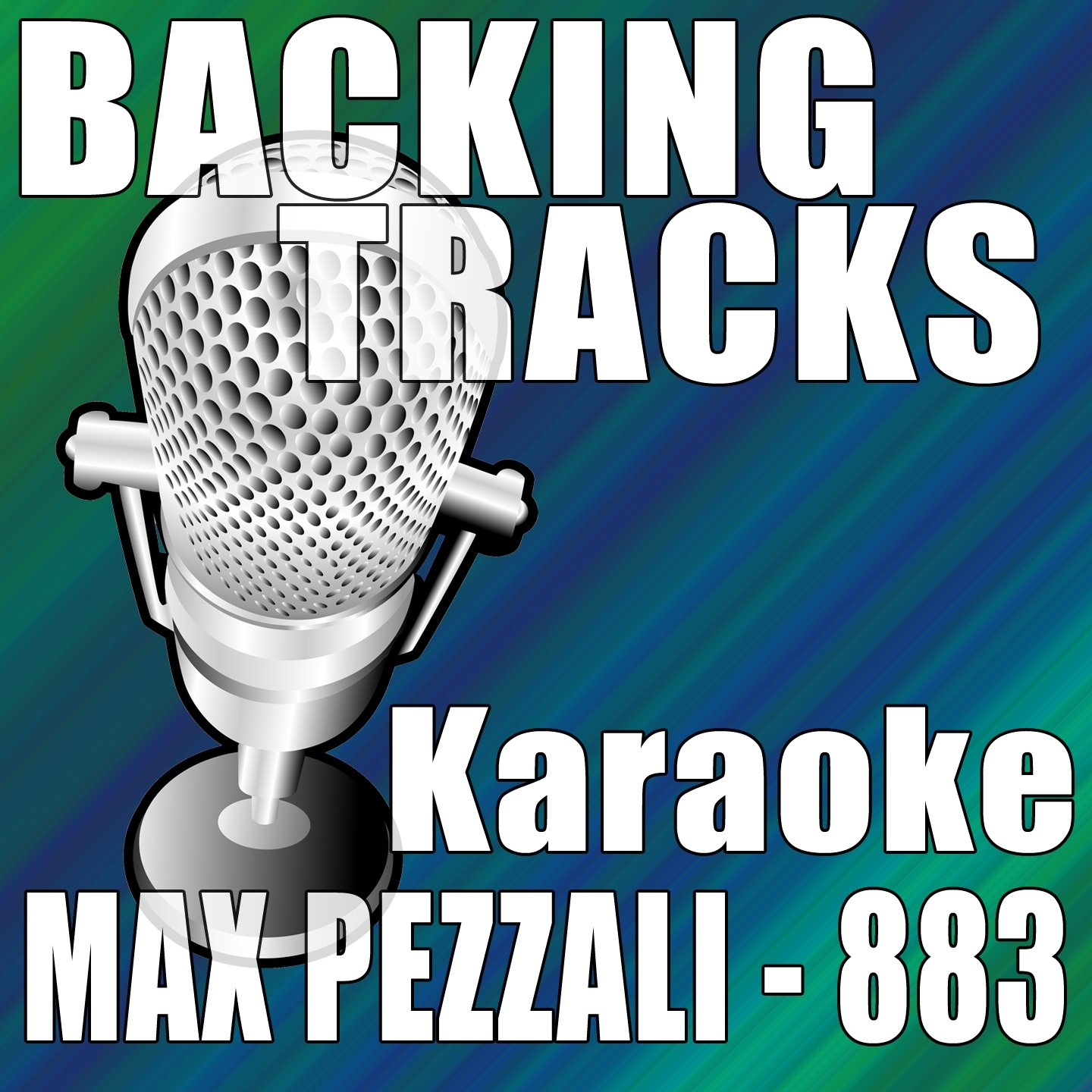 Backing Tracks - Karaoke Max Pezzali 883