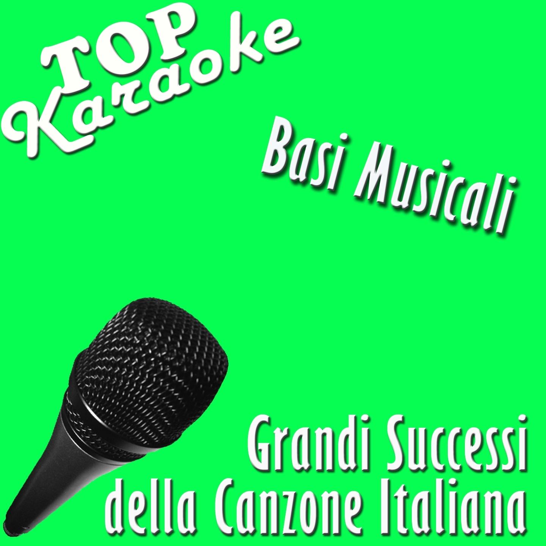Grandi successi della canzone italiana Top Karaoke