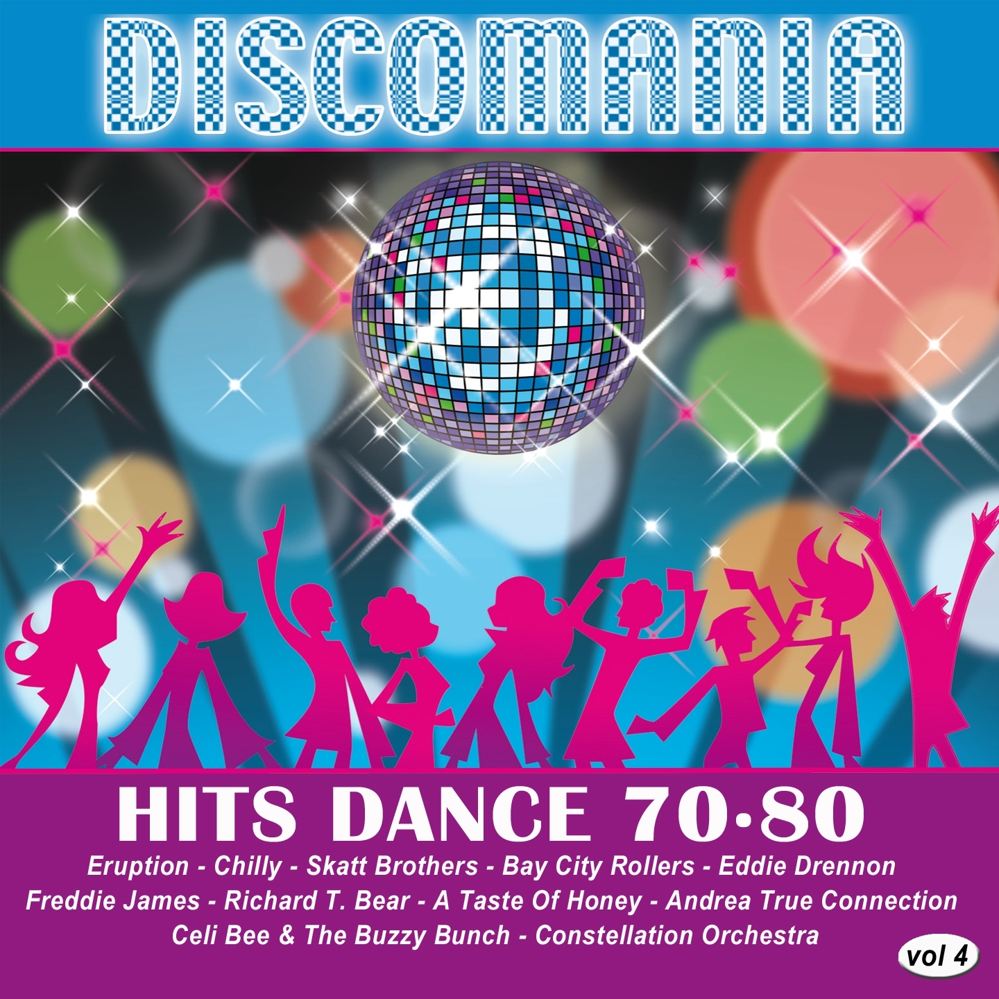 Discomania: Hits Dance 70-80, Vol. 4
