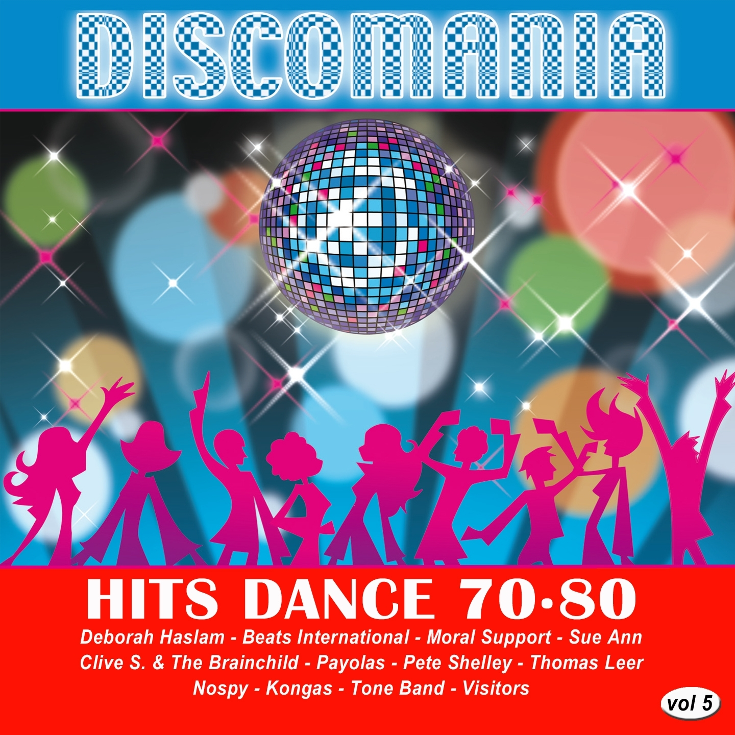 Discomania: Hits Dance 70-80, Vol. 5