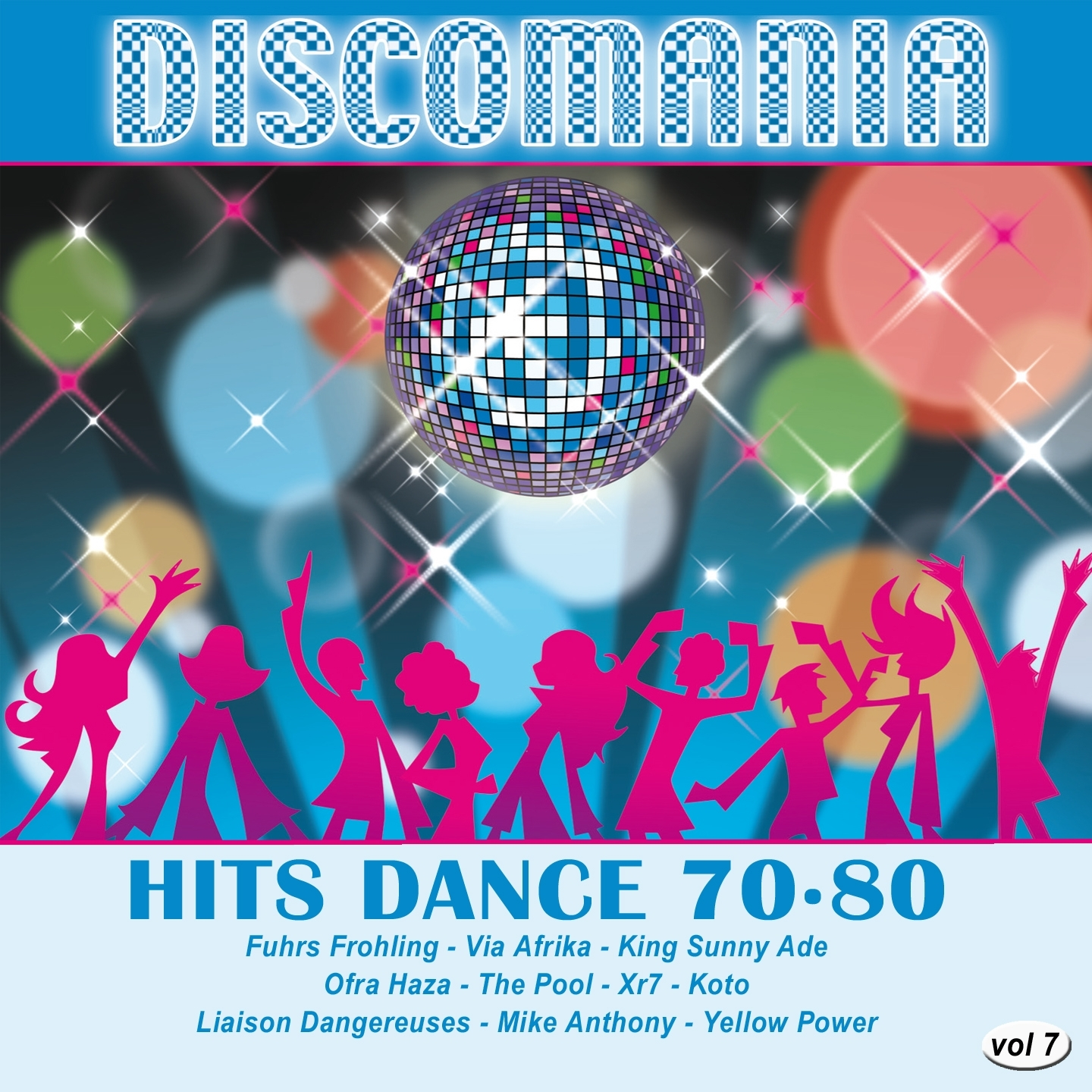 Discomania: Hits Dance 70-80, Vol. 7