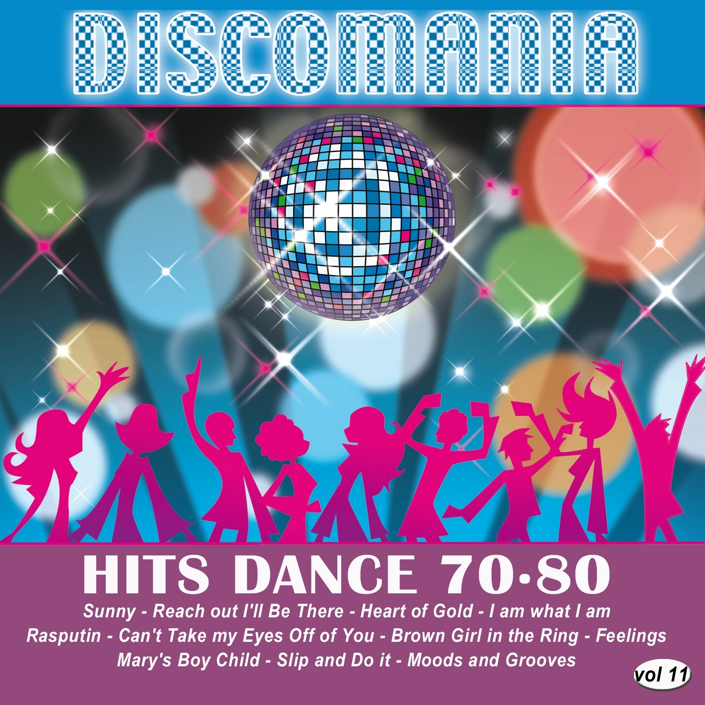 Discomania: Hits Dance 70-80, Vol. 11
