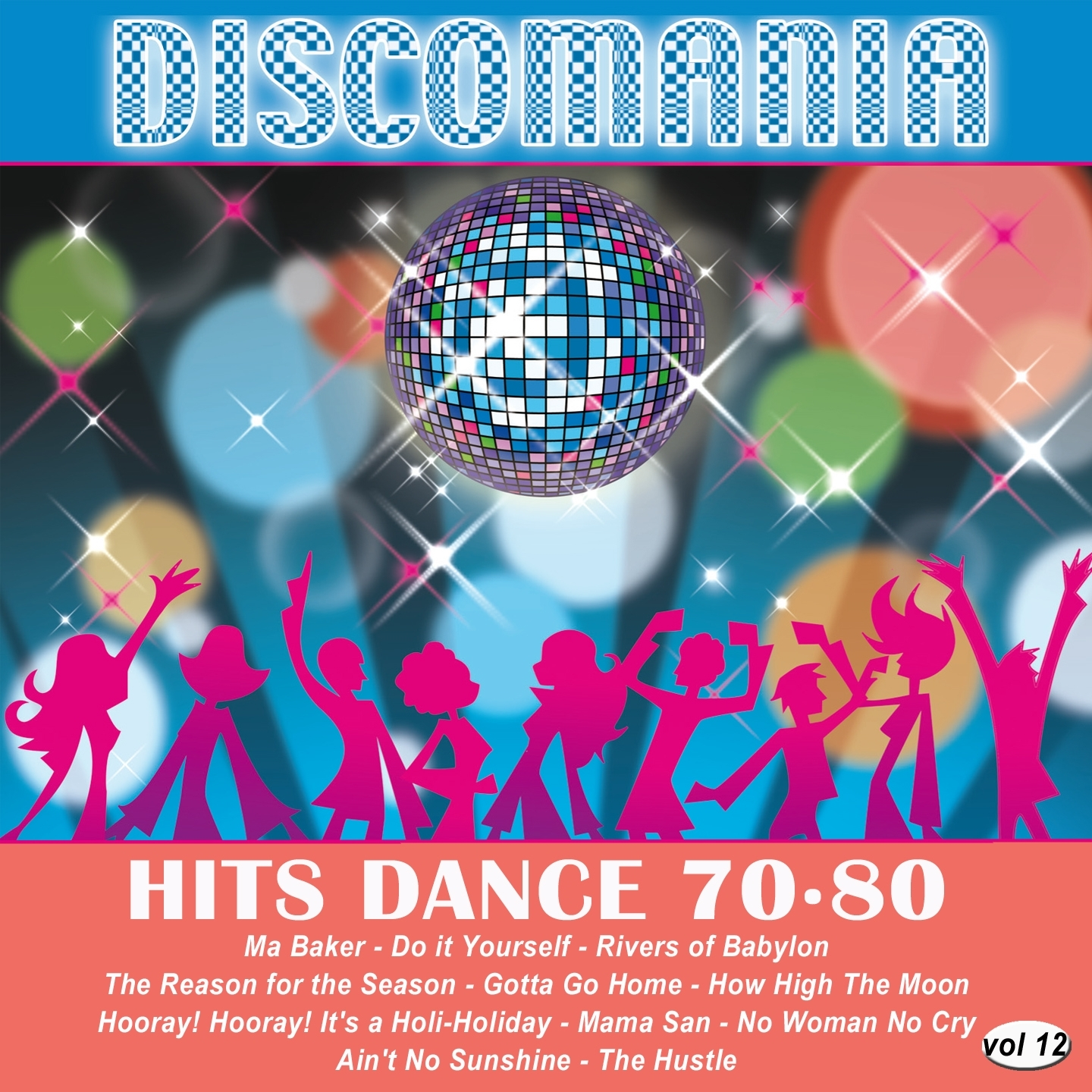 Discomania: Hits Dance 70-80, Vol. 12