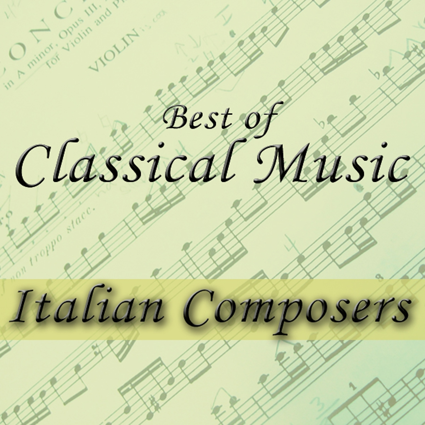 Best of Italian Composers