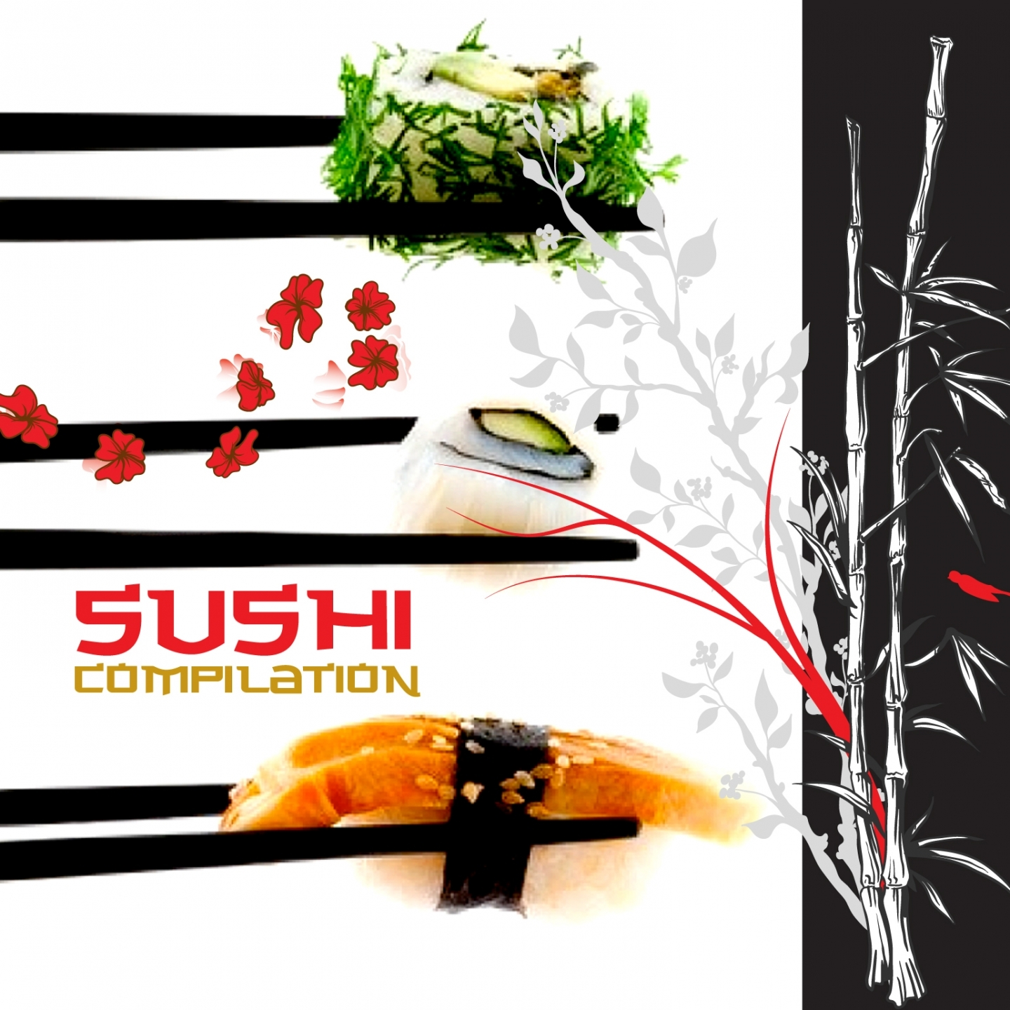 Sushi Compilation: Music for a Japanese Dinner
