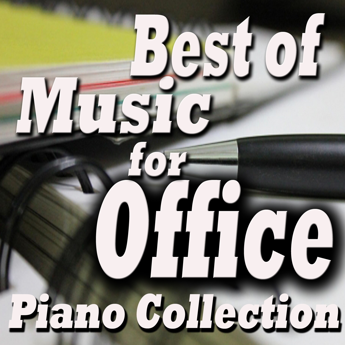Best of Music for Office,Piano Collection