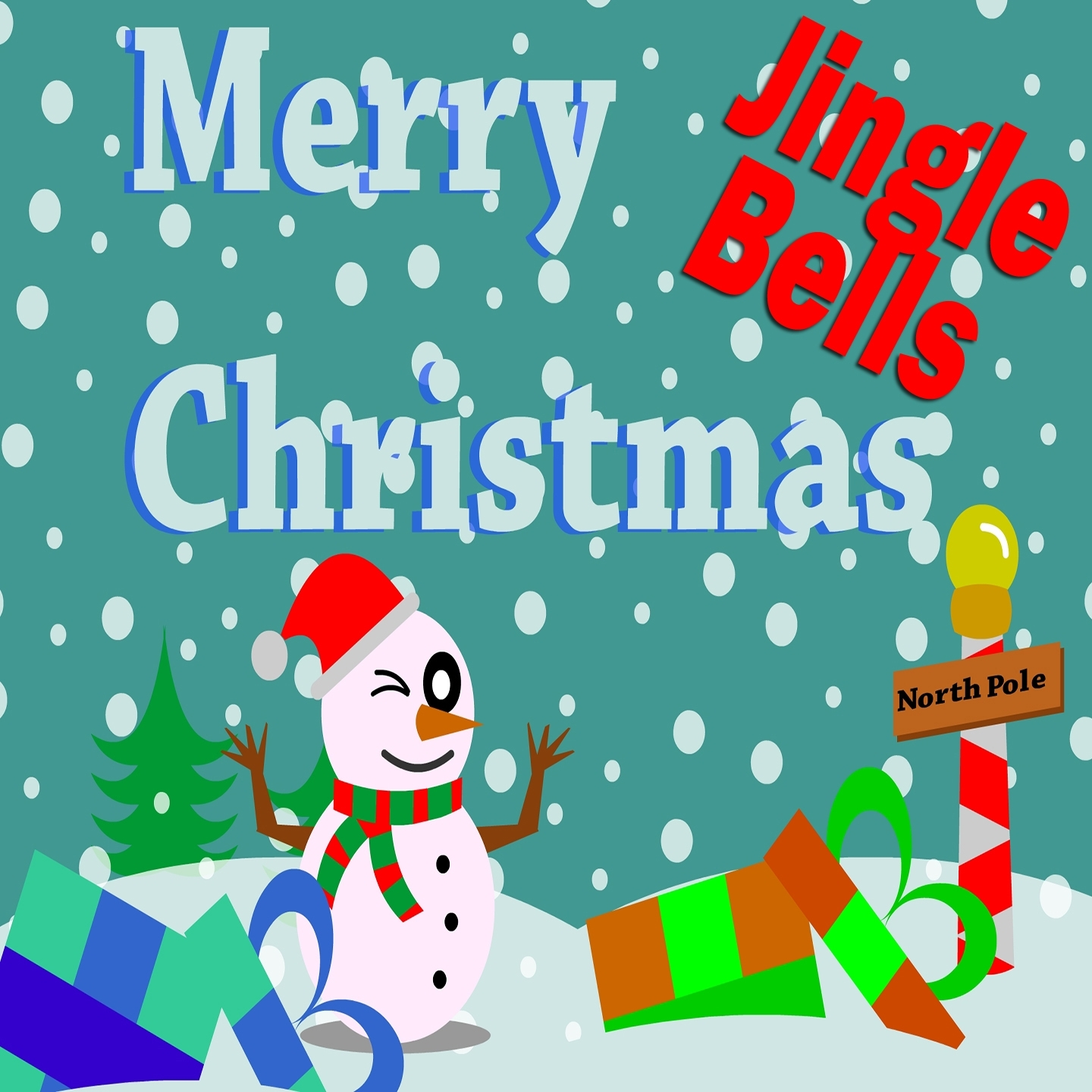 Jingle Bells: Merry Christmas