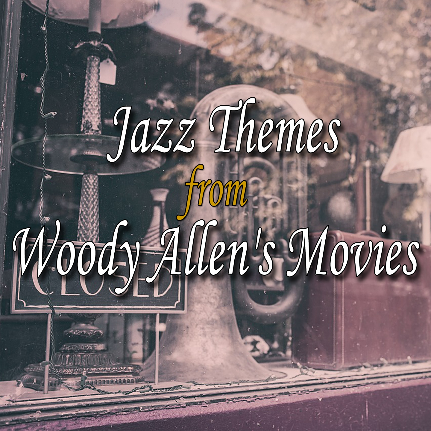Jazz Themes from Woody Allen's Movies