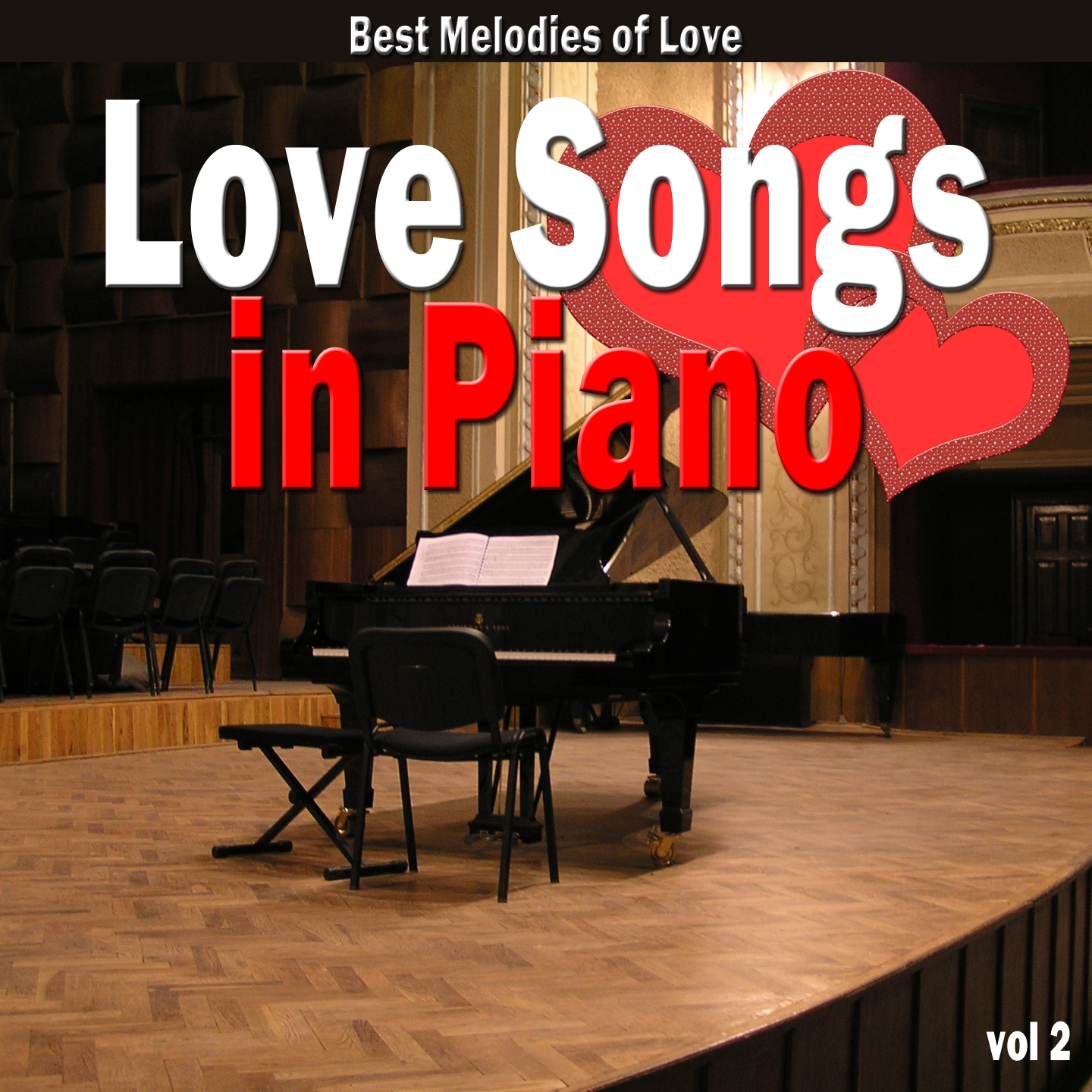 Love Songs in Piano, Vol. 2