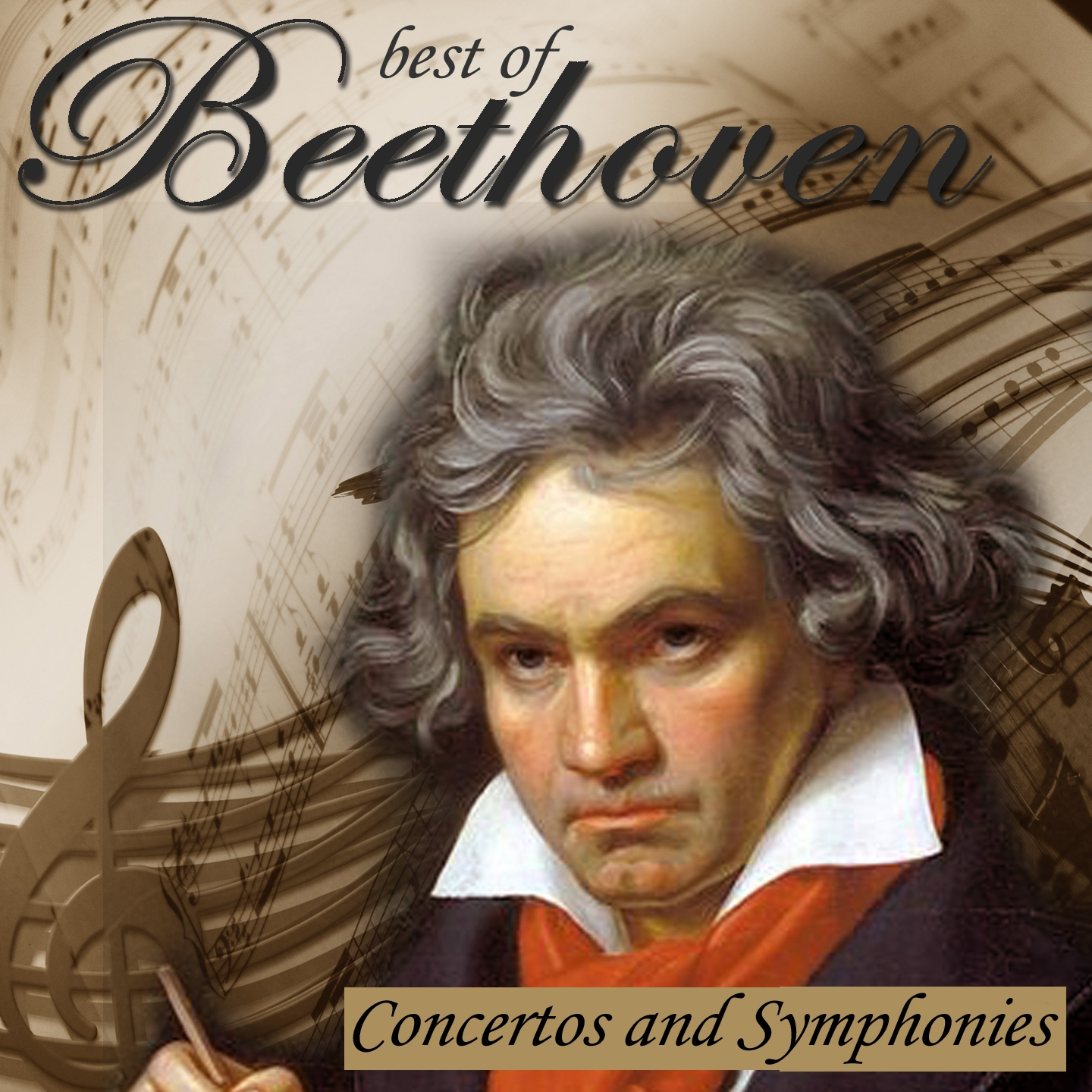 The Best of Beethoven: Concertos and Symphonies