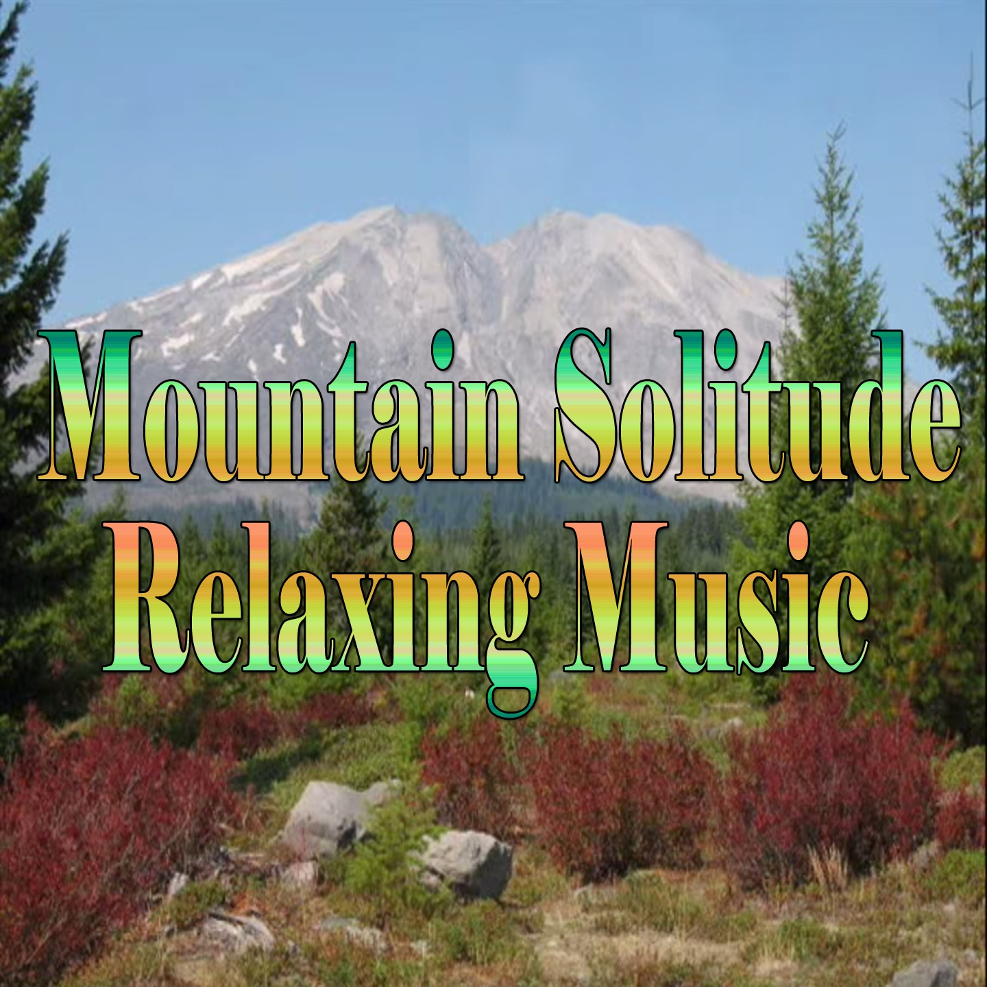 Mountain Solitude: Relaxing Music