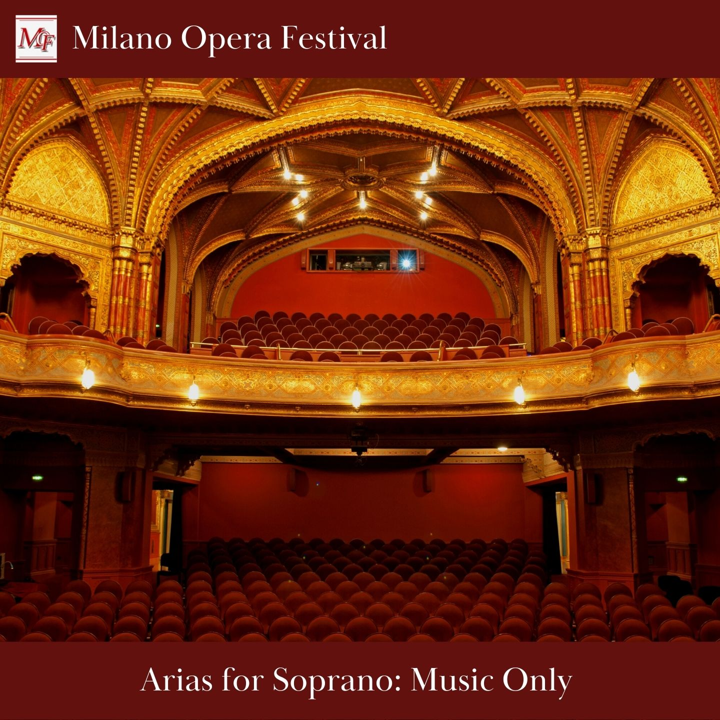 Arias for Soprano - Only Music