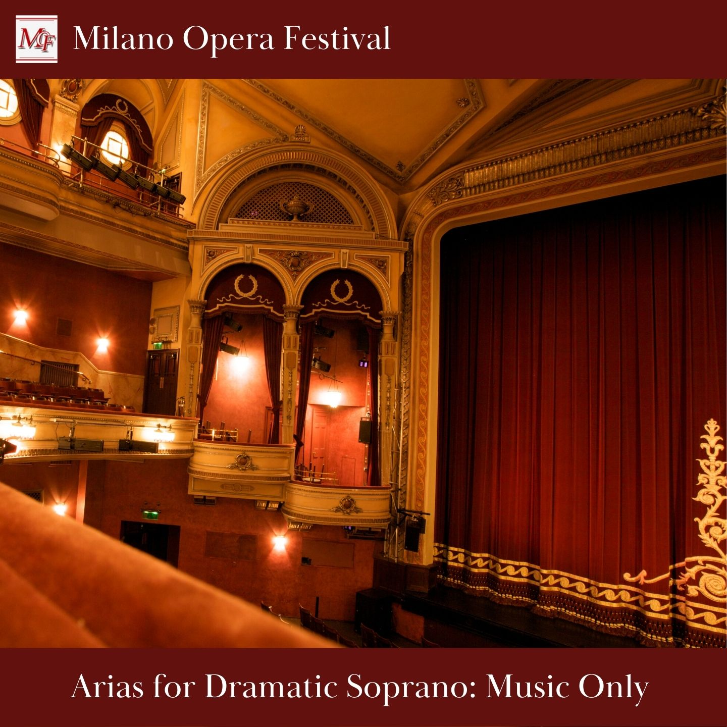 Arias for Dramatic Soprano - Only Music
