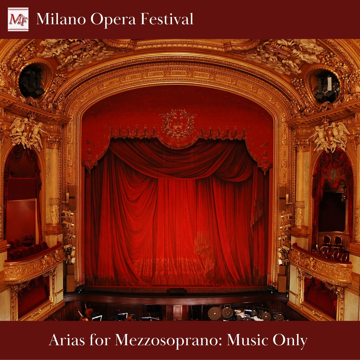 Arias for Mezzosoprano - Only Music