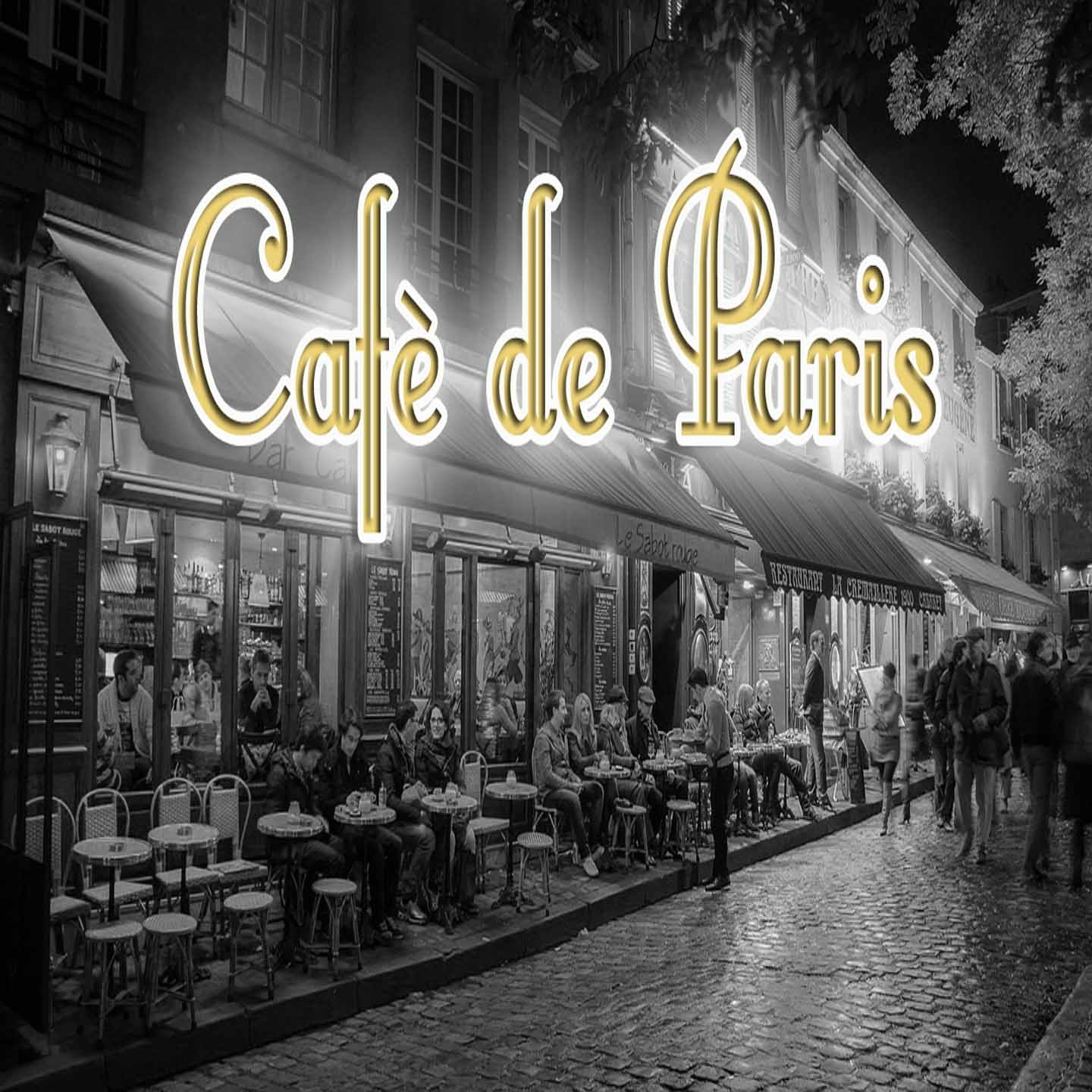 Cafè de Paris