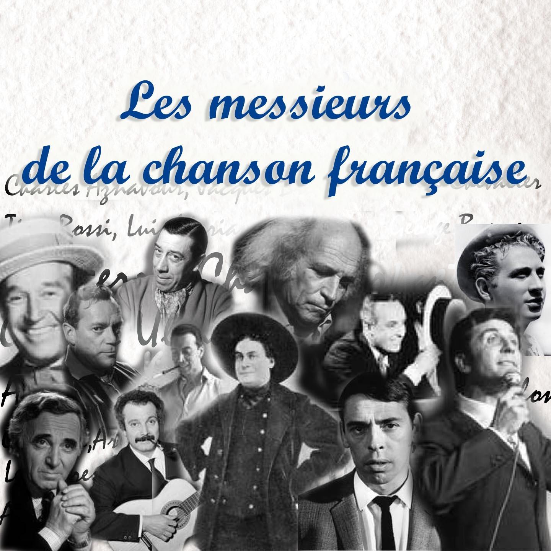 Les messieurs de la chanson française