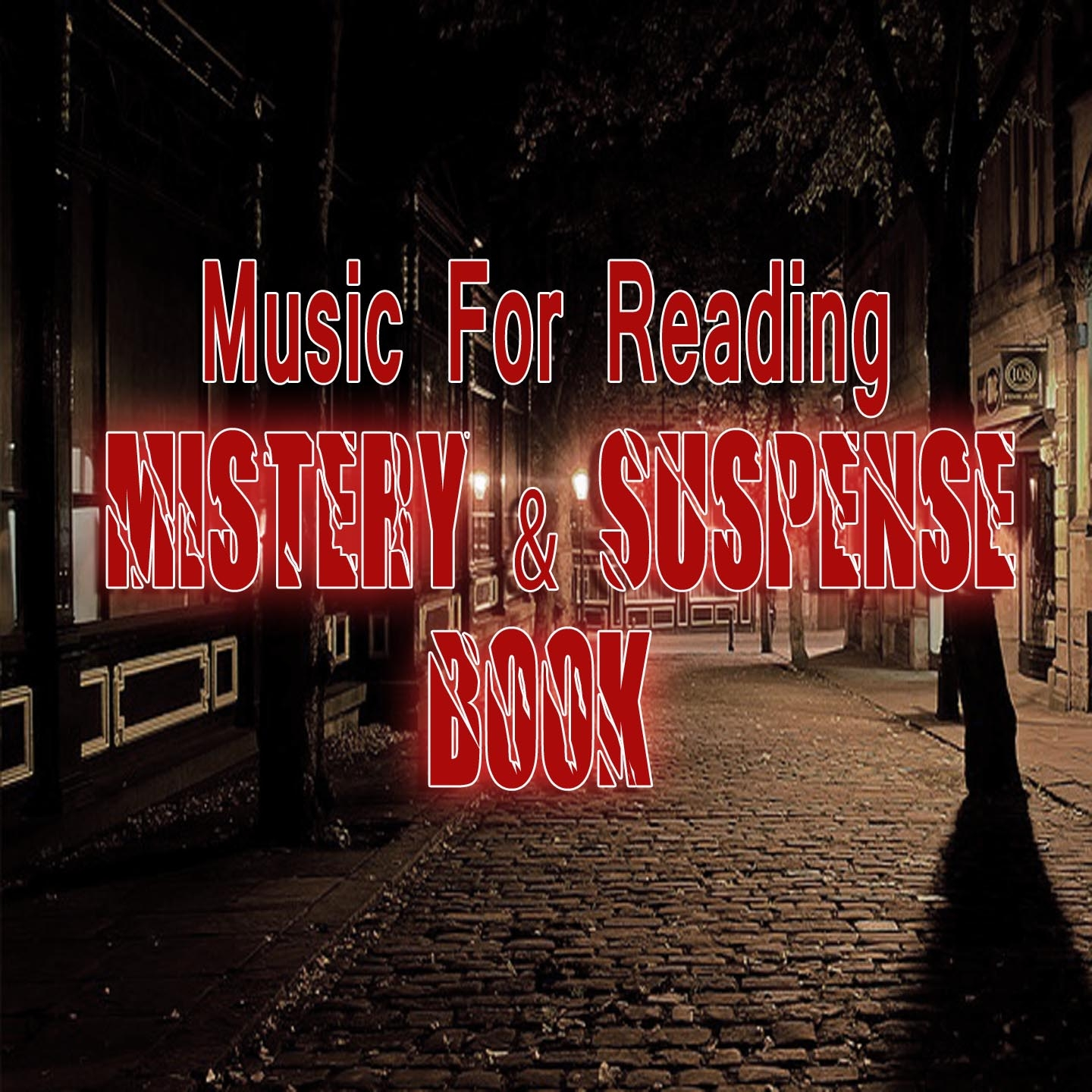 Music for Reading Mistery&Suspense Book