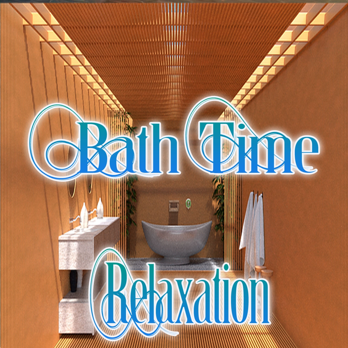 Bath Time Relaxation