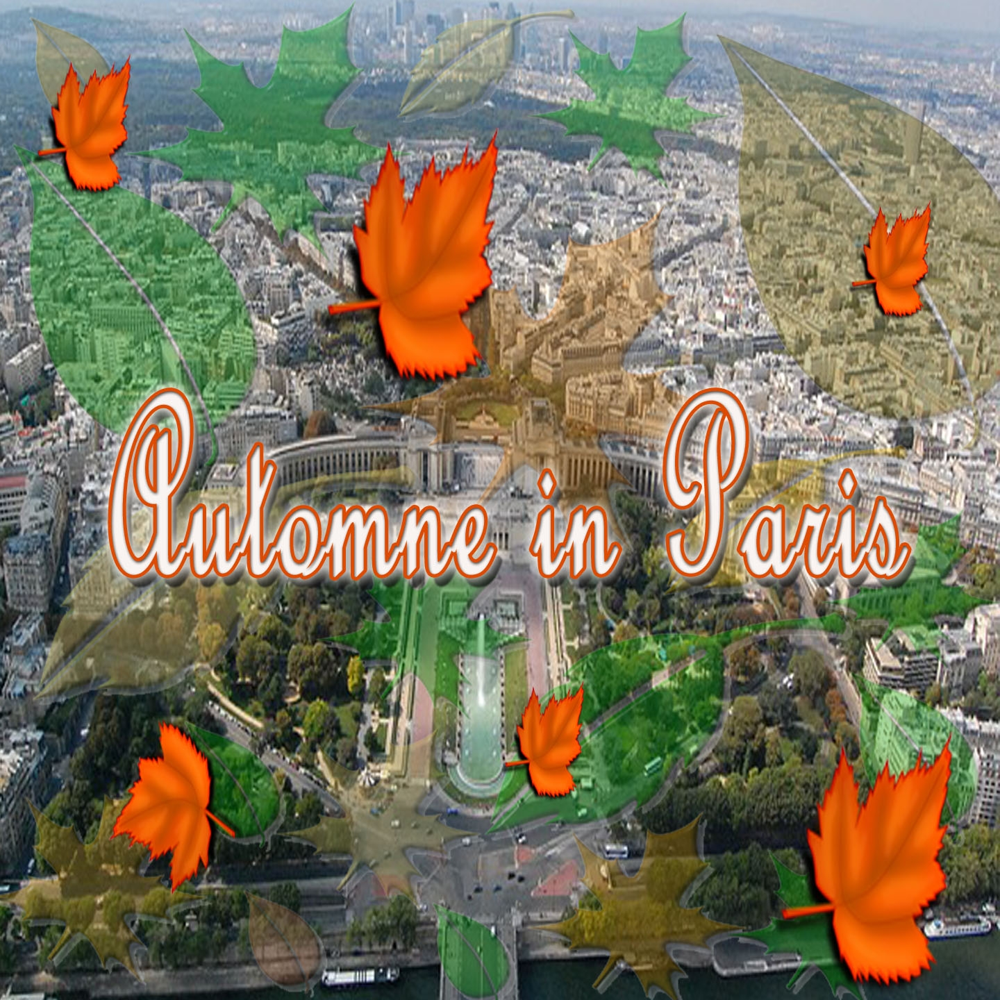Automne in Paris