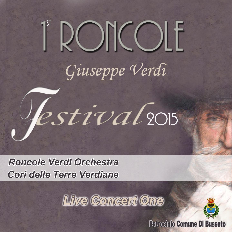 Roncole Festival 2015, Vol. 1