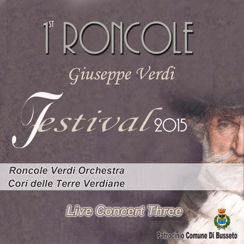 Roncole Festival 2015, Vol. 3