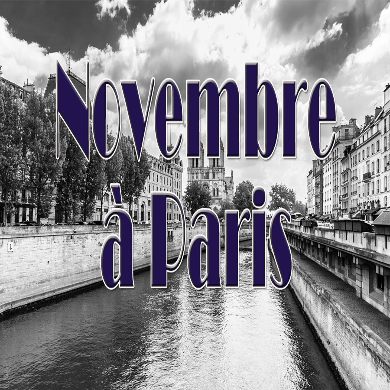 Novembre à Paris