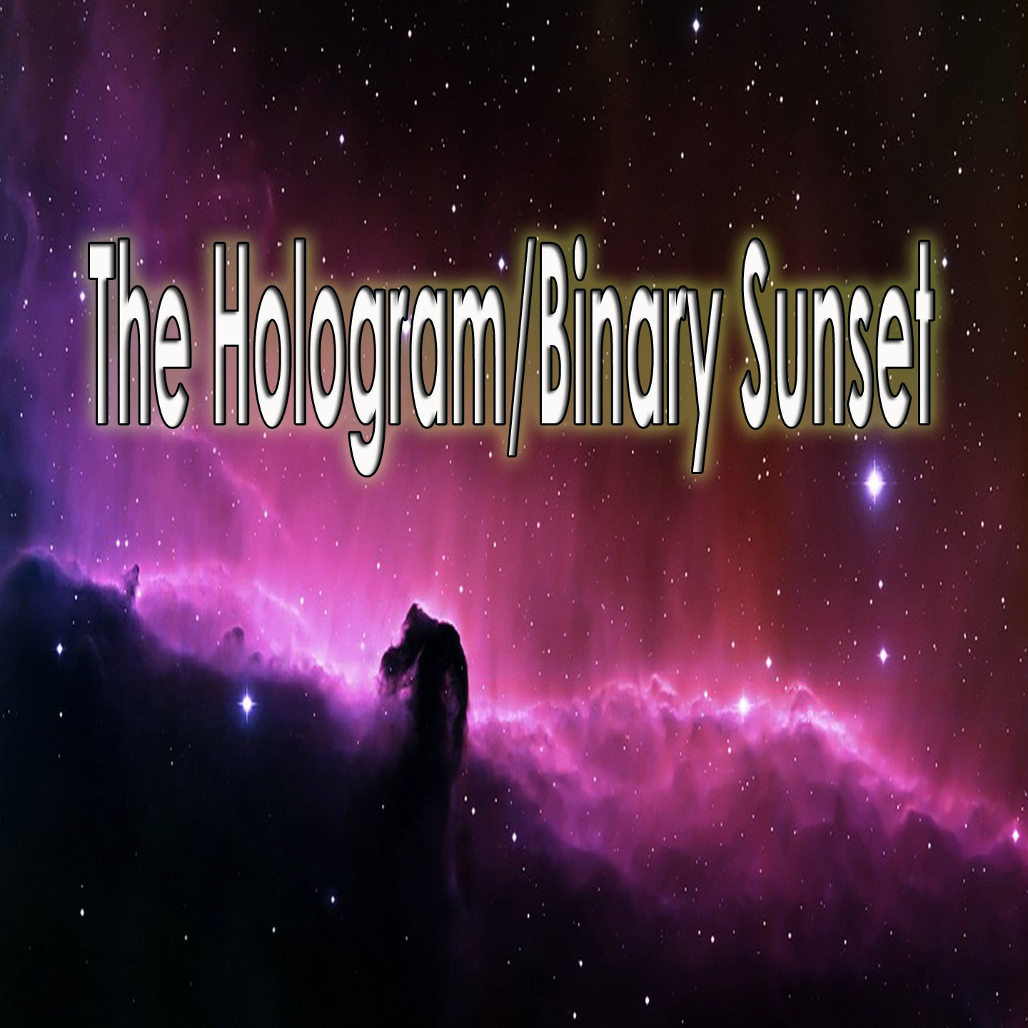 The Hologram/Binary Sunset