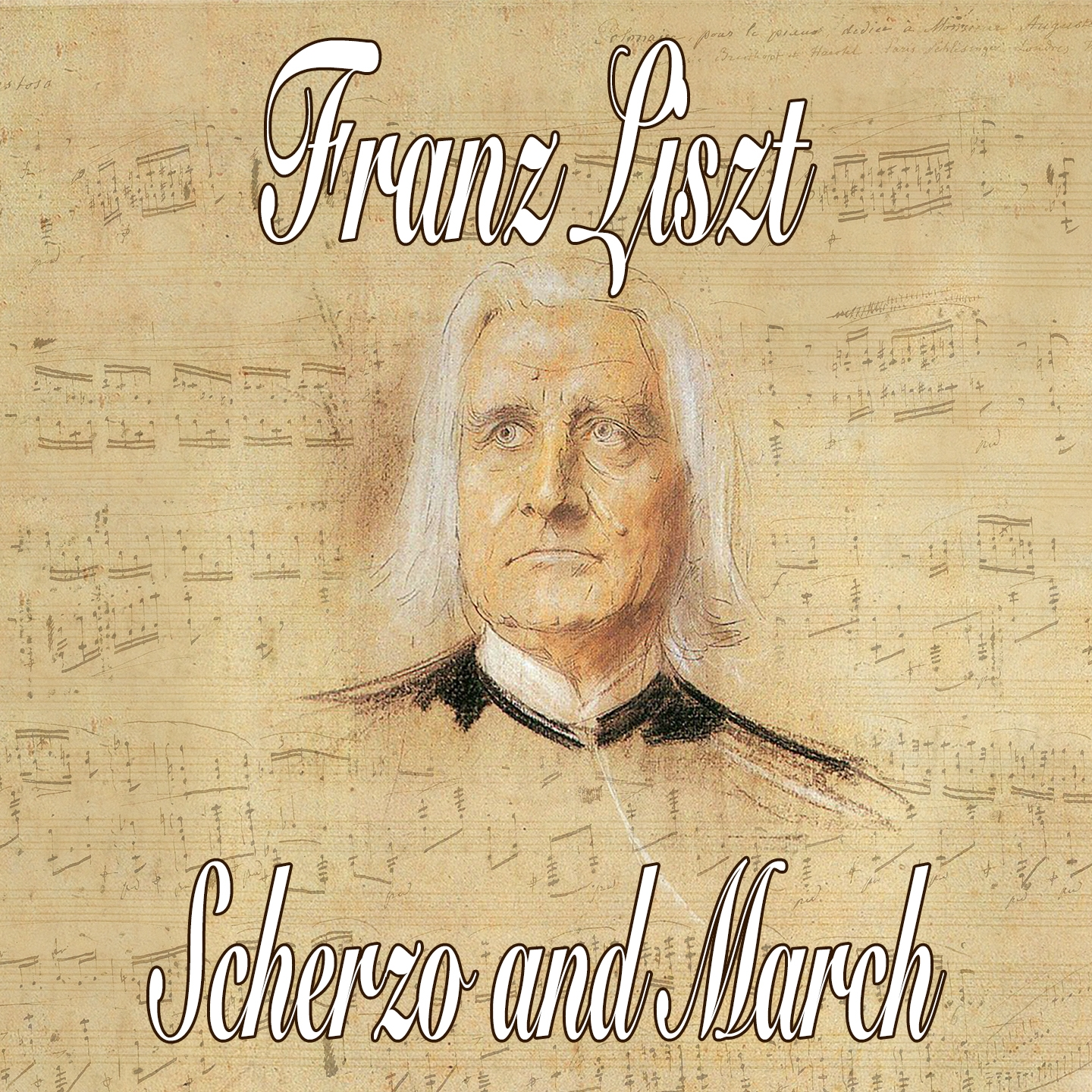 Liszt: Scherzo and March