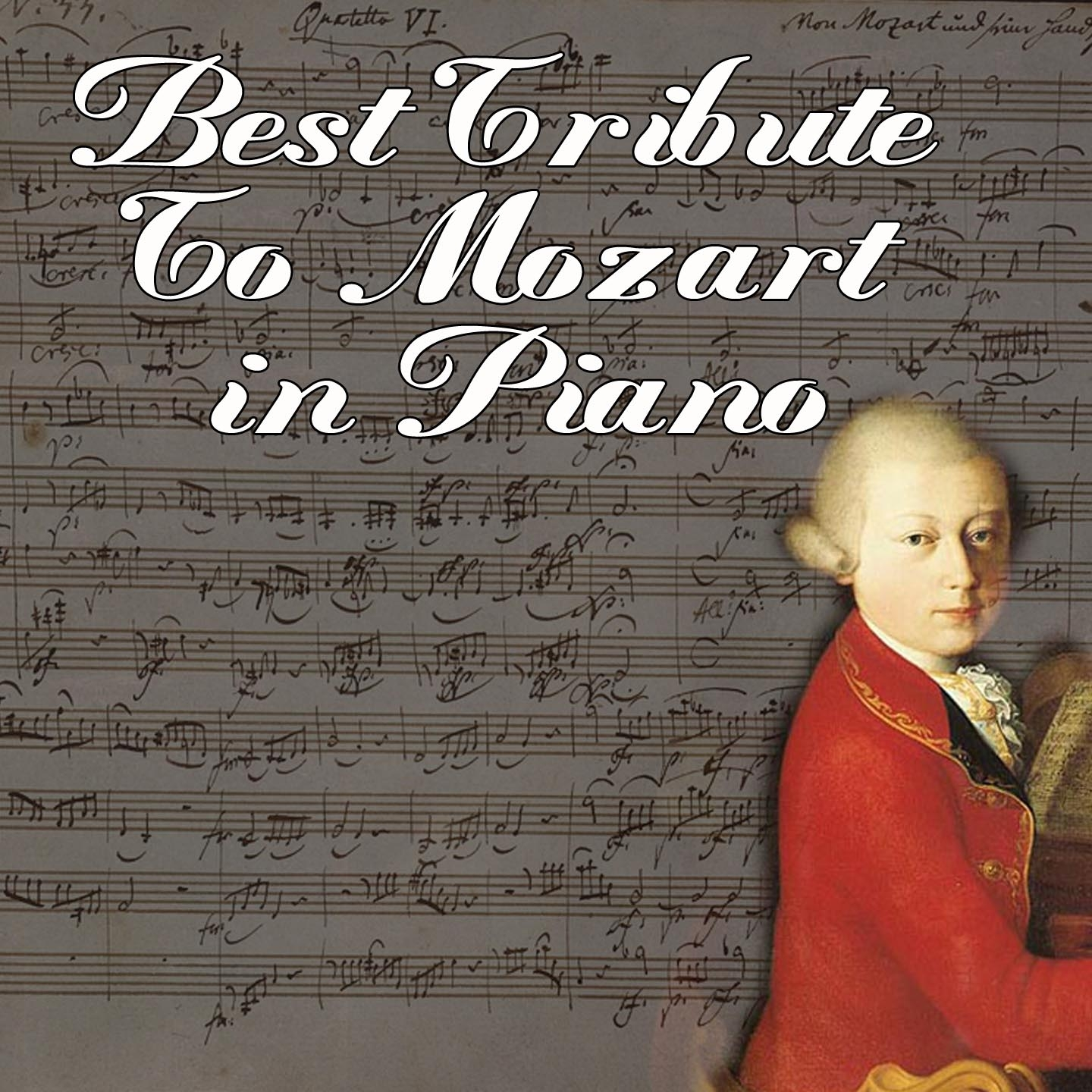 Best Tribute to Mozart in Piano