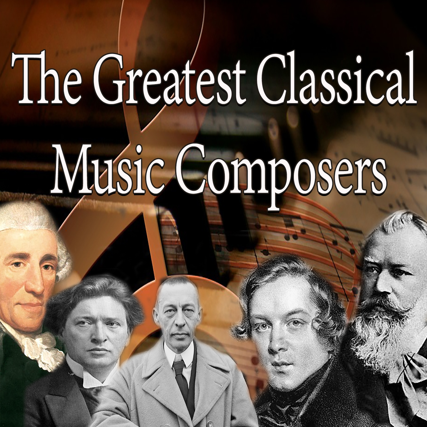The Greatest Classical Music Composers