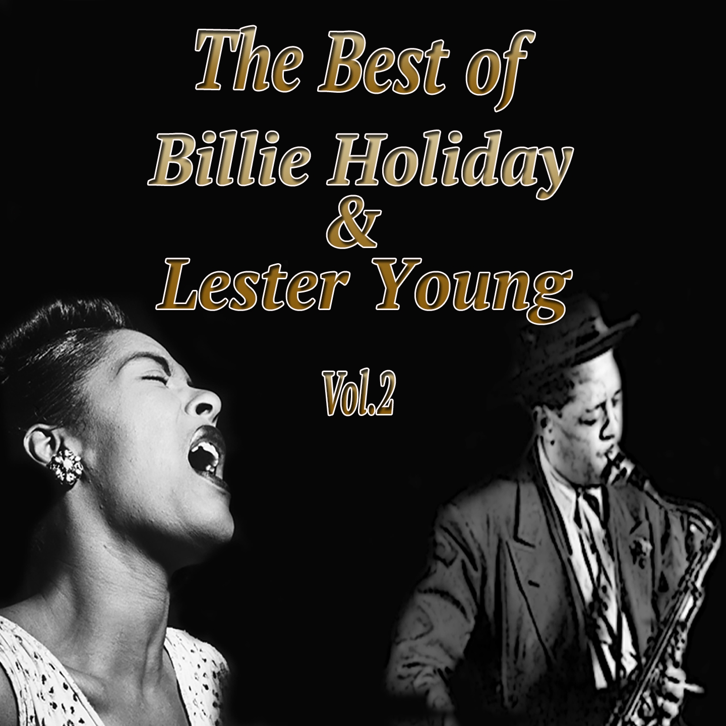 The Best of Billie Holiday & Lester Young, Vol. 2