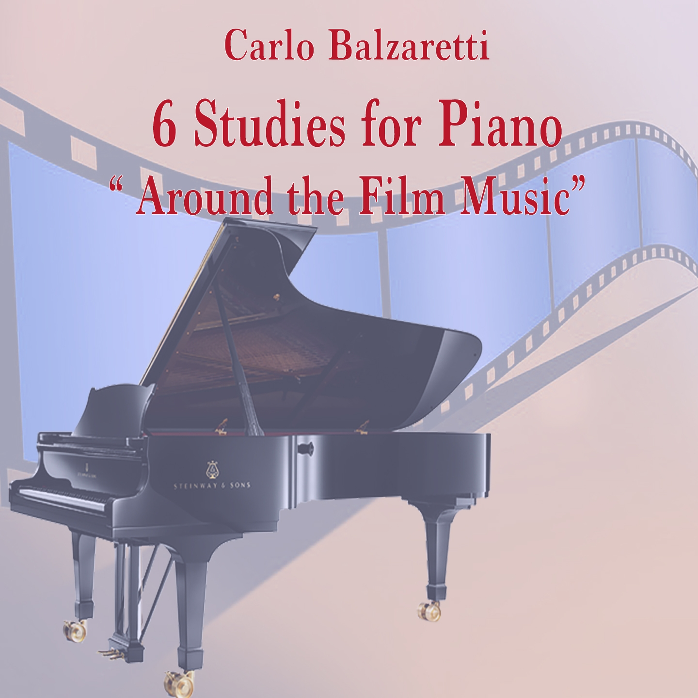 6 Studies for Piano