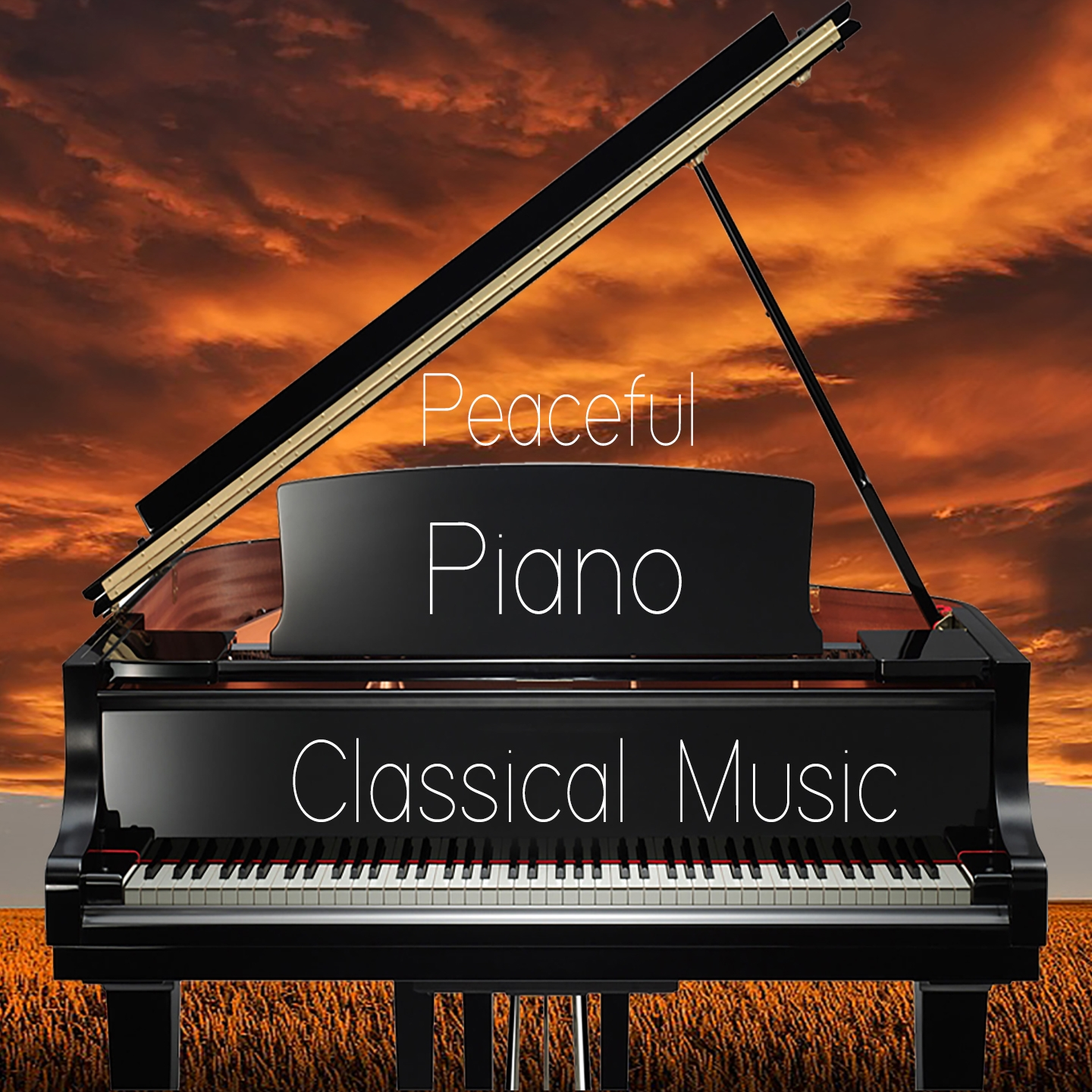 Peaceful Piano Classical Music