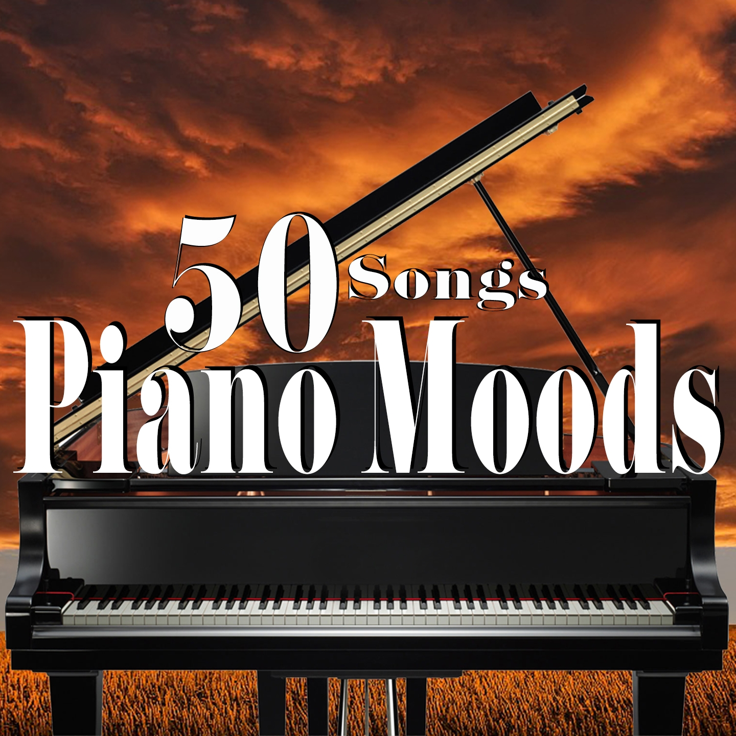 Piano Moods: 50 Songs